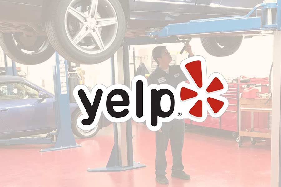 Our Customers Love Us! Read our Yelp Reviews