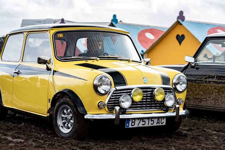 Here are fun facts about the Mini Cooper.